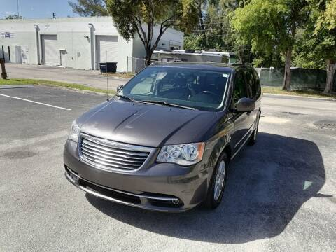 2016 Chrysler Town and Country for sale at Best Price Car Dealer in Hallandale Beach FL