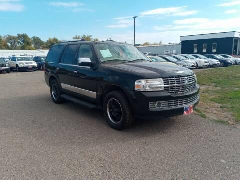 2009 Lincoln Navigator for sale at L & J Motors in Mandan ND