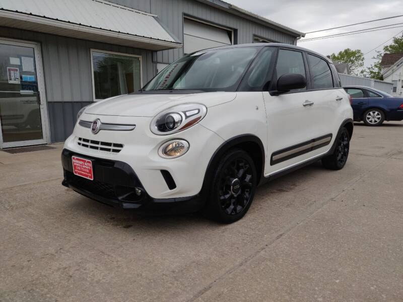 2015 FIAT 500L for sale at Habhab's Auto Sports & Imports in Cedar Rapids IA