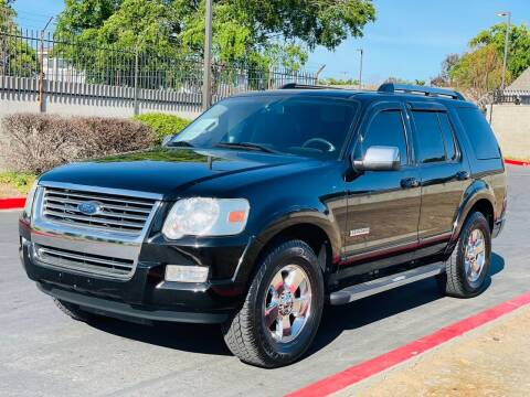 2006 Ford Explorer for sale at United Star Motors in Sacramento CA