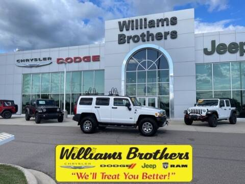 2009 HUMMER H3 for sale at Williams Brothers - Pre-Owned Monroe in Monroe MI