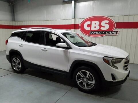 2020 GMC Terrain for sale at CBS Quality Cars in Durham NC