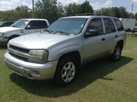 2005 Chevrolet TrailBlazer for sale at CARZ4YOU.com in Robertsdale AL