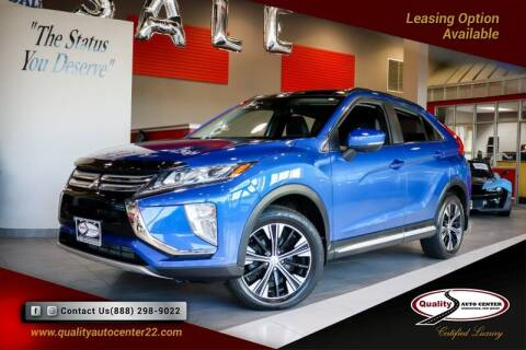 2019 Mitsubishi Eclipse Cross for sale at Quality Auto Center of Springfield in Springfield NJ