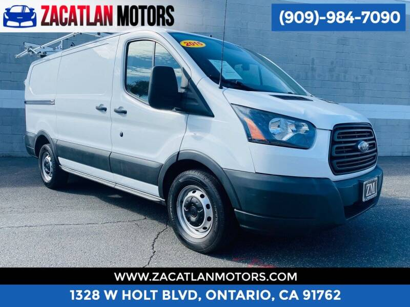 2015 Ford Transit Cargo for sale at Ontario Auto Square in Ontario CA