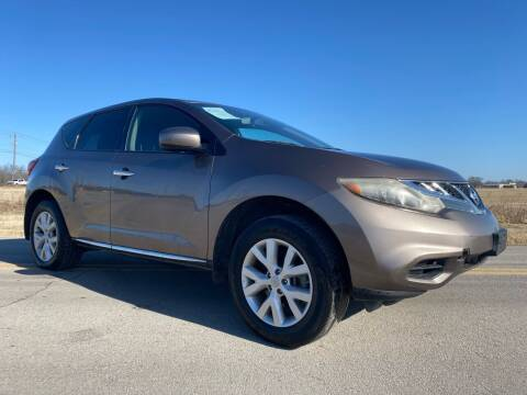 2011 Nissan Murano for sale at ILUVCHEAPCARS.COM in Tulsa OK