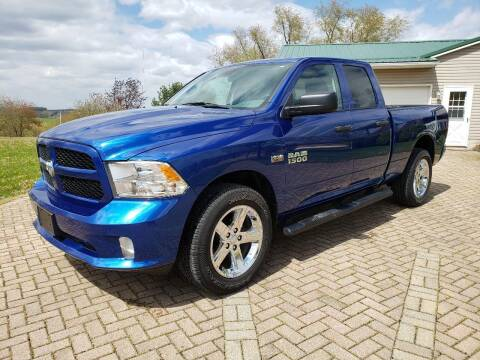 2017 RAM Ram Pickup 1500 for sale at Vess Auto in Danville OH