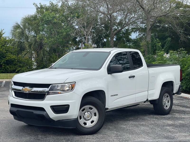 2016 Chevrolet Colorado for sale at Citywide Auto Group LLC in Pompano Beach FL