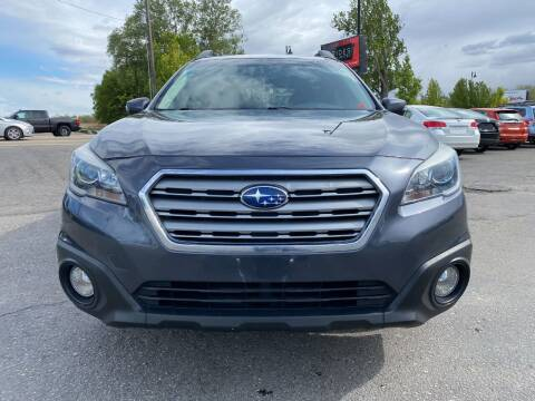 2015 Subaru Outback for sale at Rides Unlimited in Nampa ID