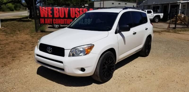 2008 Toyota RAV4 for sale at STX Auto Group in San Antonio TX