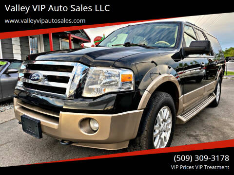 2014 Ford Expedition EL for sale at Valley VIP Auto Sales LLC in Spokane Valley WA
