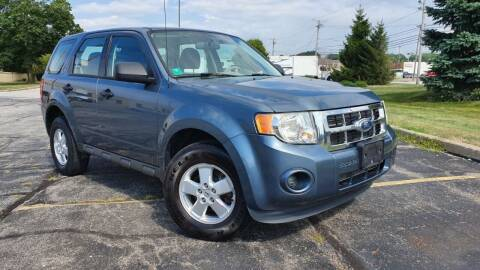 2012 Ford Escape for sale at JT AUTO in Parma OH