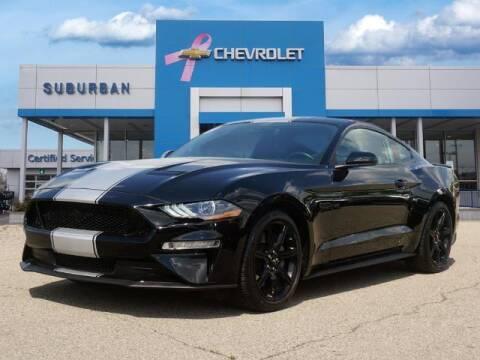 2020 Ford Mustang for sale at Suburban Chevrolet of Ann Arbor in Ann Arbor MI