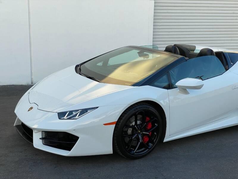 2017 Lamborghini Huracan for sale at Corsa Exotics Inc in Montebello CA