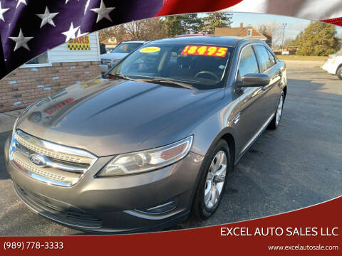 2011 Ford Taurus for sale at Excel Auto Sales LLC in Kawkawlin MI