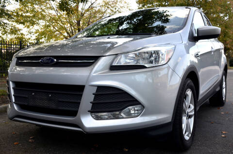 2015 Ford Escape for sale at Wheel Deal Auto Sales LLC in Norfolk VA