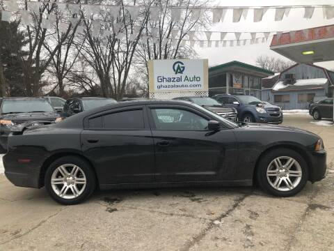 2011 Dodge Charger for sale at Ghazal Auto in Sturgis MI