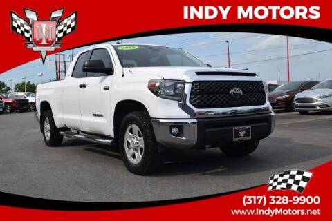 2019 Toyota Tundra for sale at Indy Motors Inc in Indianapolis IN