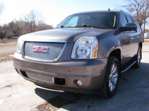 2012 GMC Yukon for sale at CANTWEIGHT CLASSICS in Maysville OK