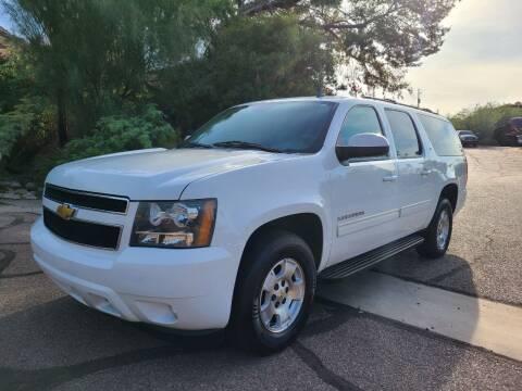 2014 Chevrolet Suburban for sale at BUY RIGHT AUTO SALES in Phoenix AZ