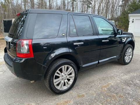 2009 Land Rover LR2 for sale at Amherst Street Auto in Manchester NH
