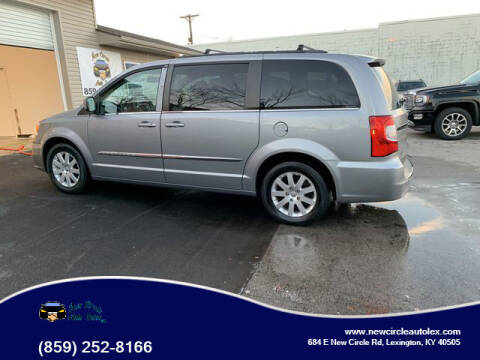 2015 Chrysler Town and Country for sale at New Circle Auto Sales LLC in Lexington KY
