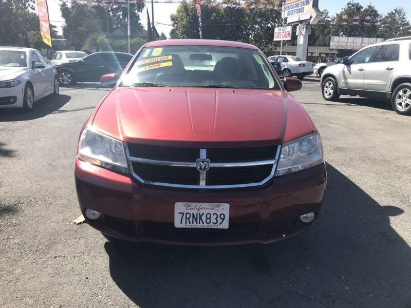 2010 Dodge Avenger for sale at EXPRESS CREDIT MOTORS in San Jose CA