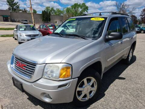 2007 GMC Envoy for sale at River Motors in Portage WI