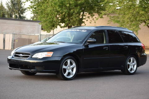 2006 Subaru Legacy for sale at Overland Automotive in Hillsboro OR