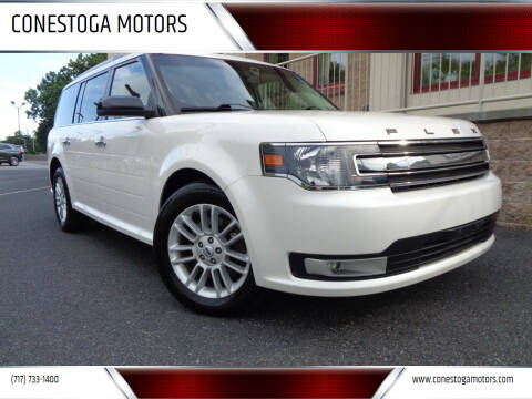 2016 Ford Flex for sale at CONESTOGA MOTORS in Ephrata PA