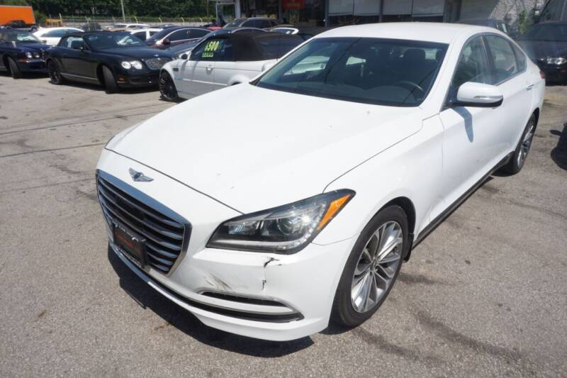2017 Genesis G80 for sale at Atlanta Fine Cars in Jonesboro GA