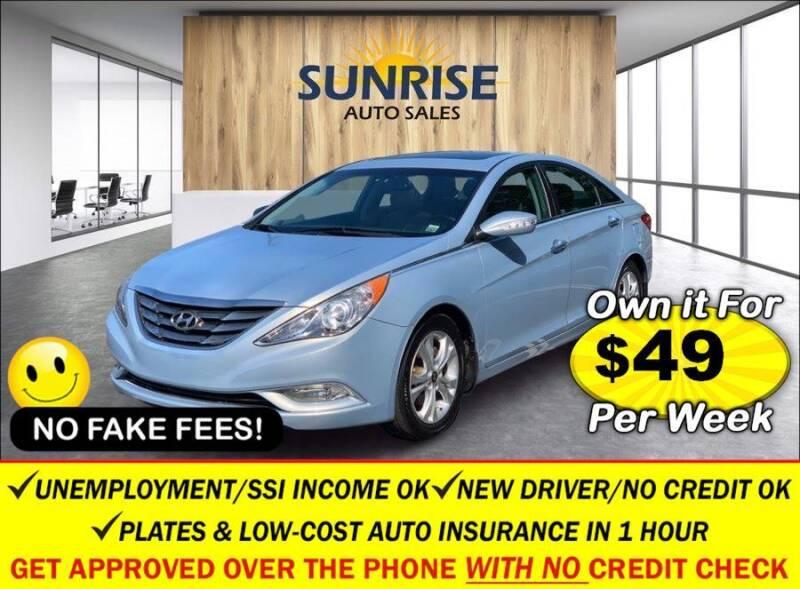 2013 Hyundai Sonata for sale at AUTOFYND in Elmont NY