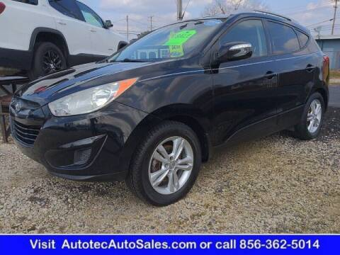 2012 Hyundai Tucson for sale at Autotec Auto Sales in Vineland NJ