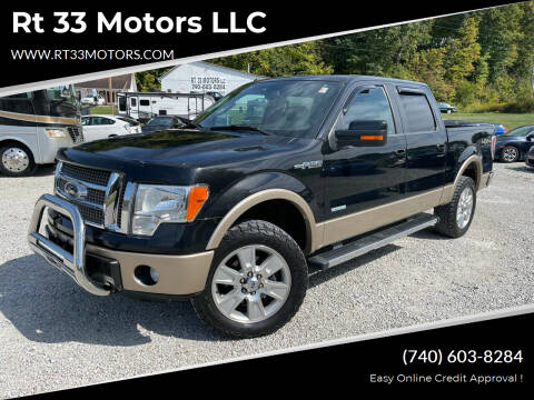 2012 Ford F-150 for sale at Rt 33 Motors LLC in Rockbridge OH