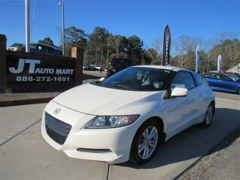 2011 Honda CR-Z for sale at J T Auto Group in Sanford NC