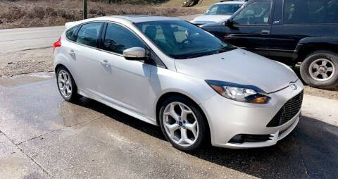 2014 Ford Focus for sale at North Knox Auto LLC in Knoxville TN