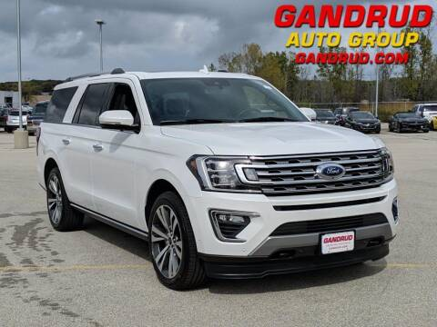 2020 Ford Expedition MAX for sale at Gandrud Dodge in Green Bay WI