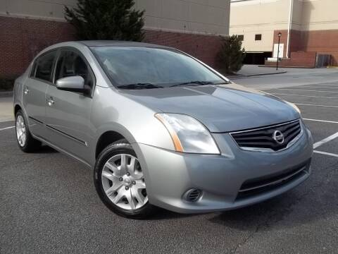2011 Nissan Sentra for sale at CORTEZ AUTO SALES INC in Marietta GA