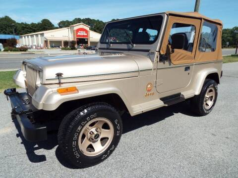 1994 Jeep Wrangler for sale at USA 1 Autos in Smithfield VA