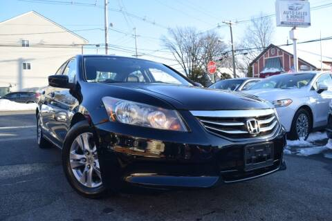 2012 Honda Accord for sale at VNC Inc in Paterson NJ