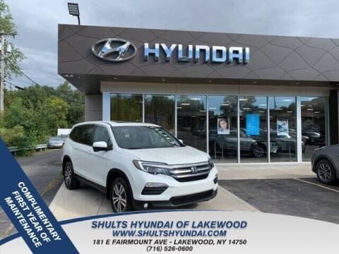 2017 Honda Pilot for sale at Shults Hyundai in Lakewood NY