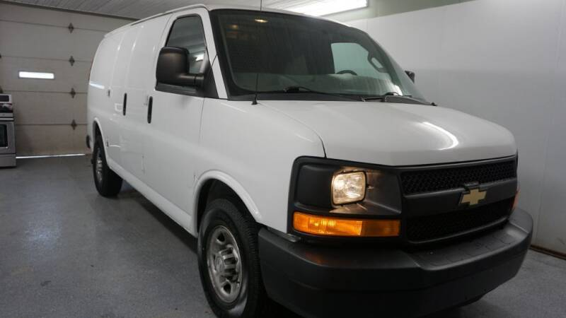 2016 Chevrolet Express Cargo for sale at World Auto Net in Cuyahoga Falls OH