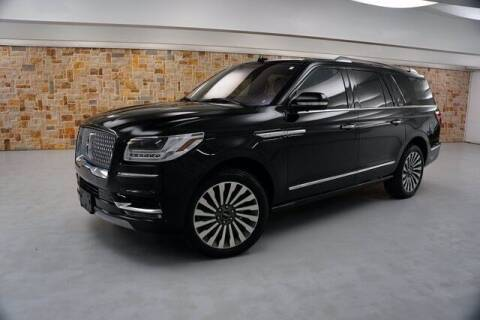 2018 Lincoln Navigator L for sale at Jerry's Buick GMC in Weatherford TX