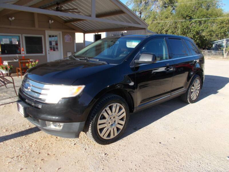 2010 Ford Edge for sale at DISCOUNT AUTOS in Cibolo TX