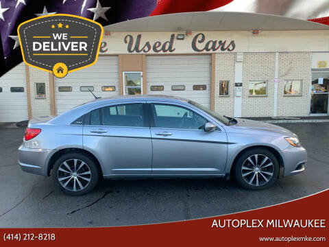 2013 Chrysler 200 for sale at Autoplex Milwaukee in Milwaukee WI