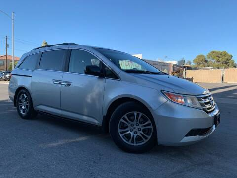 2012 Honda Odyssey for sale at Boktor Motors in Las Vegas NV