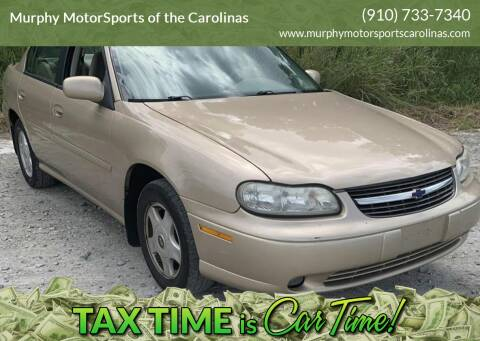 2000 Chevrolet Malibu for sale at Murphy MotorSports of the Carolinas in Parkton NC