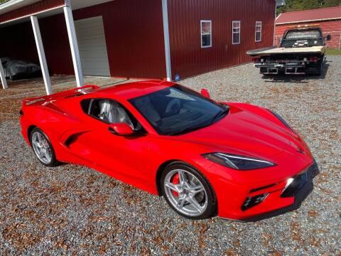 2020 Chevrolet Corvette for sale at F & A Corvette in Colonial Beach VA