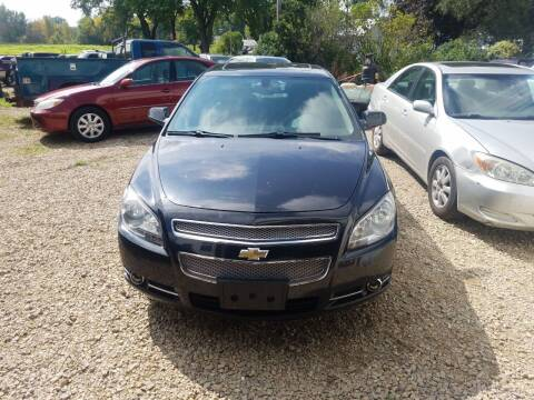 2010 Chevrolet Malibu for sale at Craig Auto Sales in Omro WI