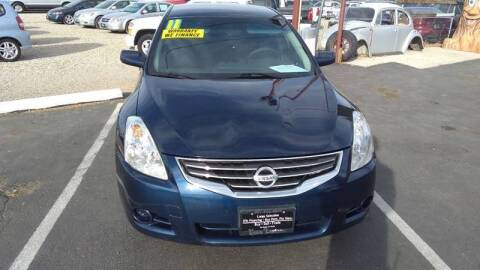 2011 Nissan Altima for sale at Vehicle Liquidation in Littlerock CA